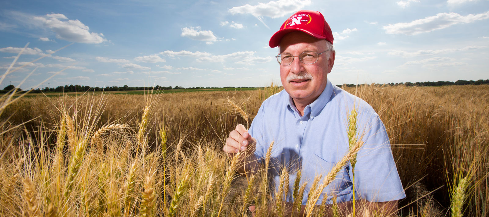 Dr. Baenziger - Small Grains Breeding