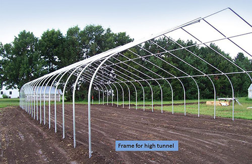 Frame for High Tunnel
