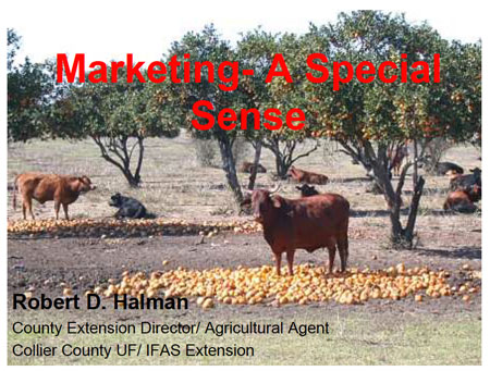 Halman Organic Marketing Basics