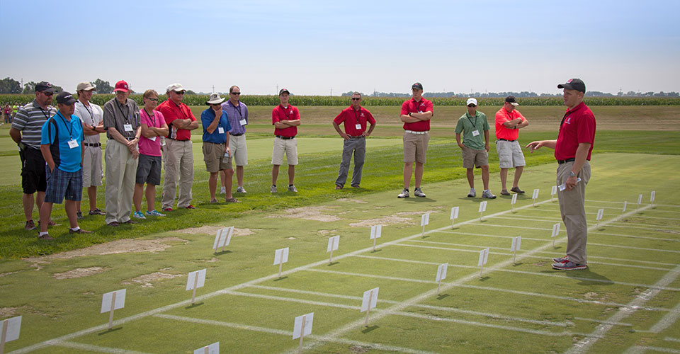 Turfgrass Field Day promo