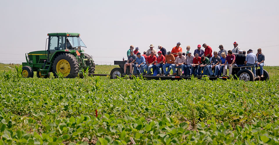 Weed management field day 2015