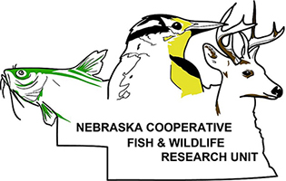 Nebraska Cooperative Fish & Wildlife Research Unit logo