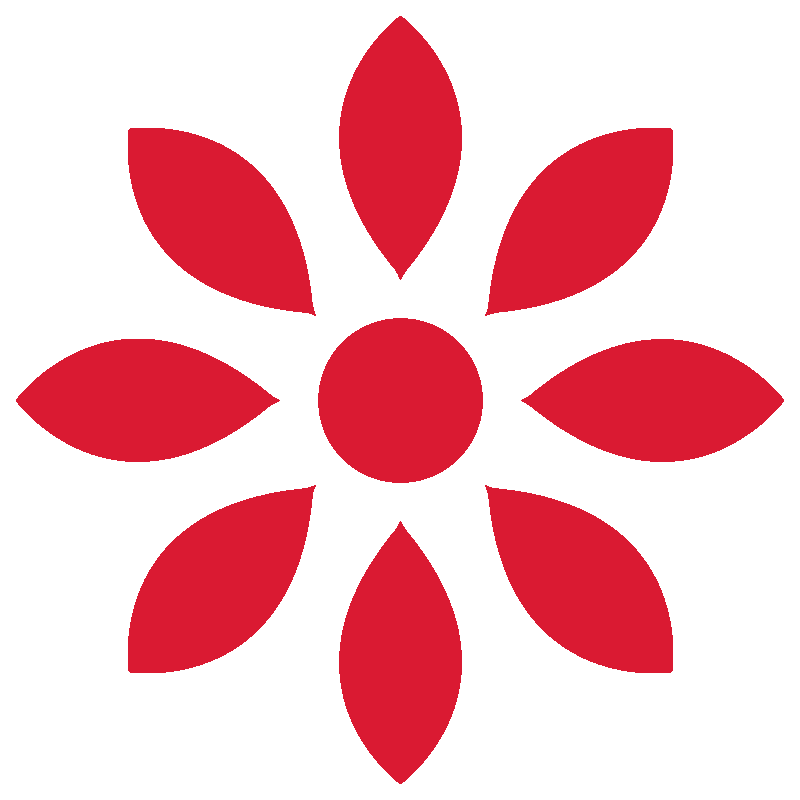 icon of flower