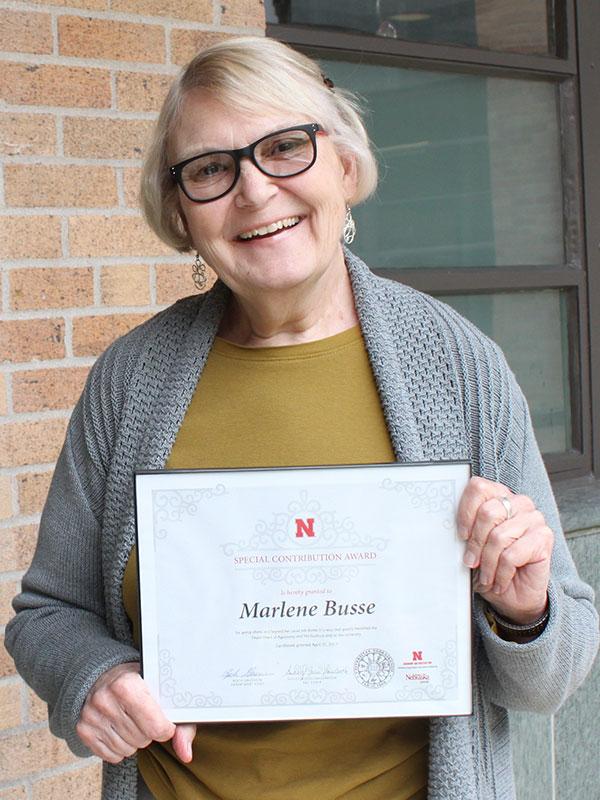 Marlene Busse