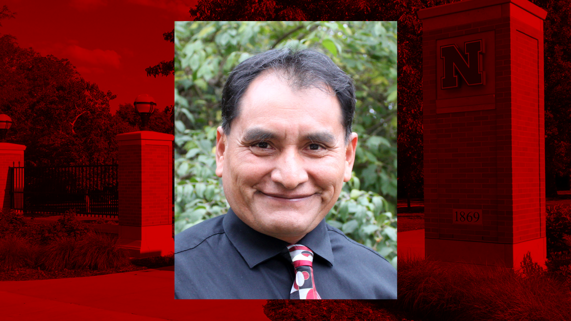 Nebraska's Humberto Blanco will present this fall's first Agronomy and Horticulture seminar Sept. 10.