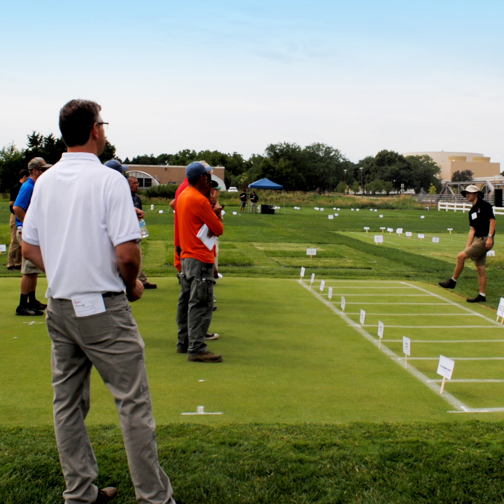 2017 turfgrass field day