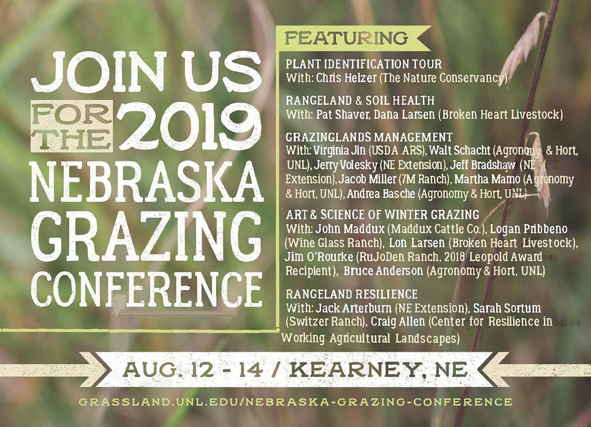 Nebraska Grazing Conference