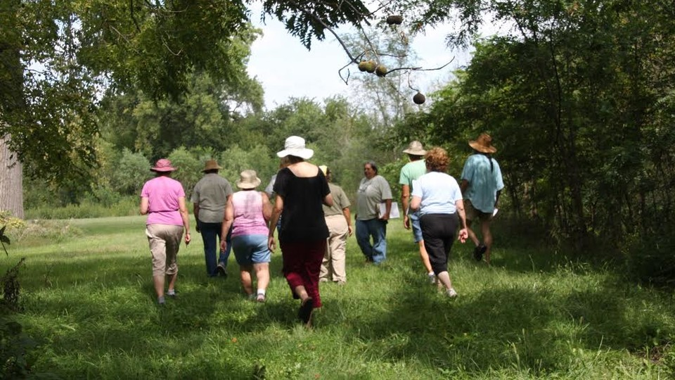 Maxwell Arboretum Walking Tours   |   Mary Alea, Courtesy photo