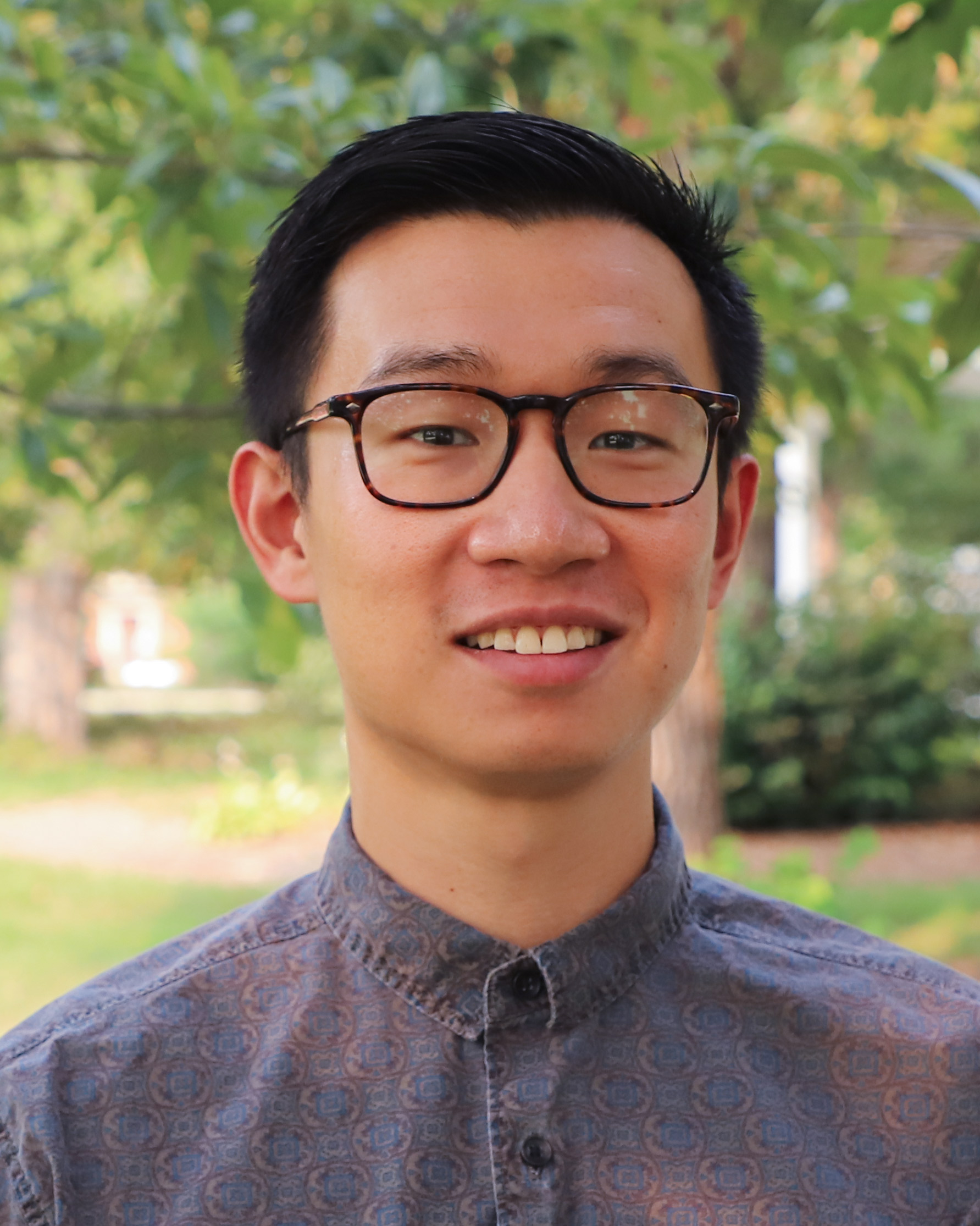 Xinzheng Chen