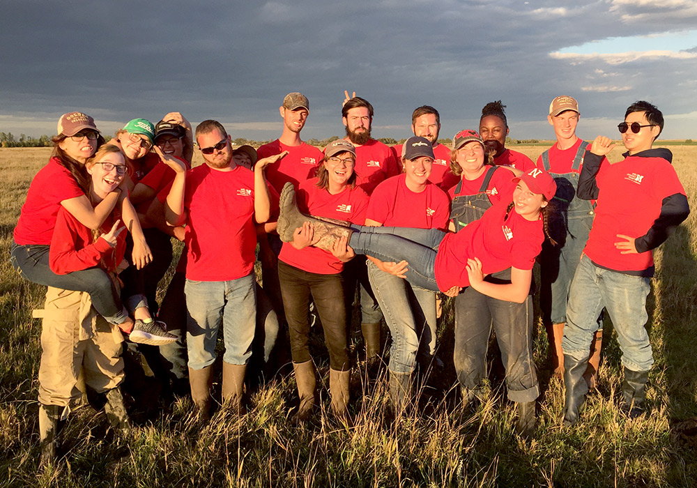 University of Nebraska–Lincoln Soil Judging Team
