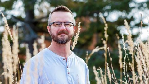 Dirac Twidwell | Craig Chandler, University Communications