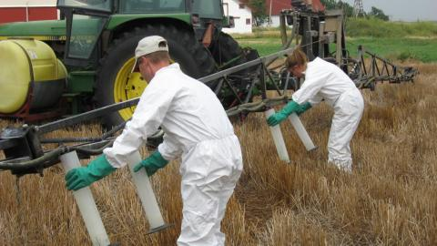 Nebraska Extension intends to host in-person training for both private and commercial/noncommercial applicators in 2021 while adhering to local and state health guidelines. This includes training for recertifying applicators and for people getting licensed for the first time.