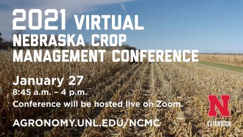 2021 Nebraska Crop Management Conference