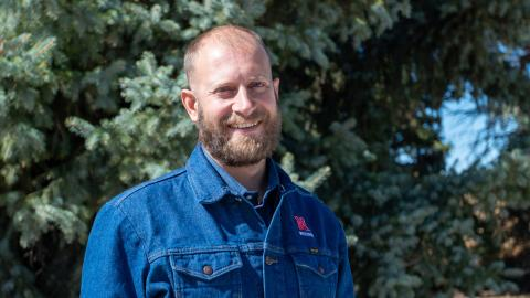 Nebraska's Nevin Lawrence will present this spring's first Agronomy and Horticulture seminar Jan. 29.