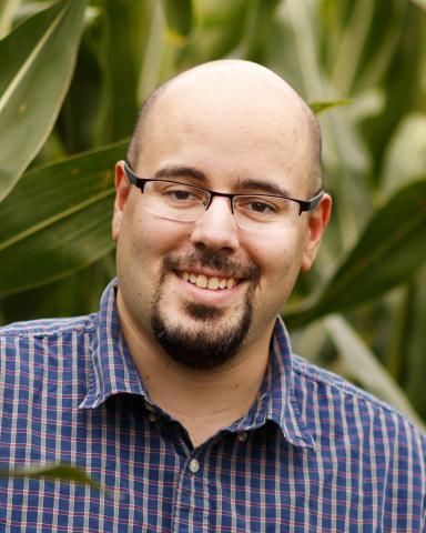 James Schnable  |  Craig Chandler, University Communication
