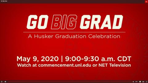 Go Big Grad Celebration