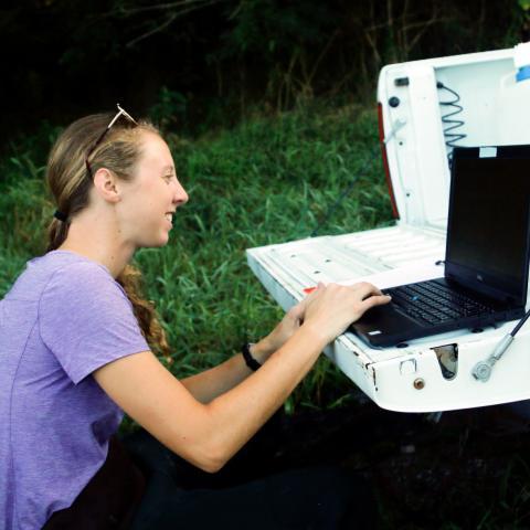 Brittany Kirsch | Shawna Richter-Ryerson, School of Natural Resources