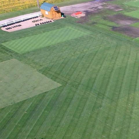 UNL East Campus Turf Research Center