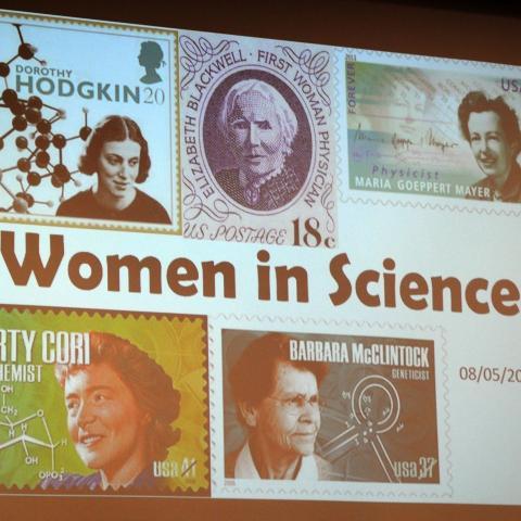 Women in Science Workshop