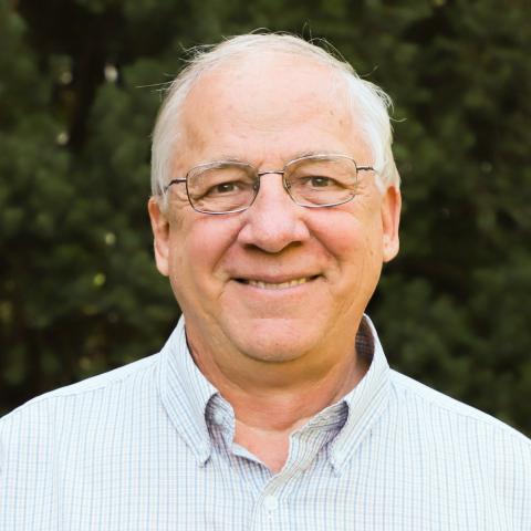 Charles Wortmann, University of Nebraska–Lincoln agronomy and horticulture professor.