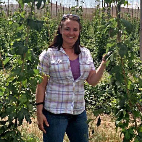 Haley Oser, Doctor of Plant Health Program