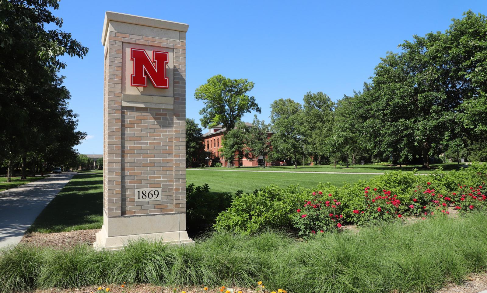 East Campus Entrance